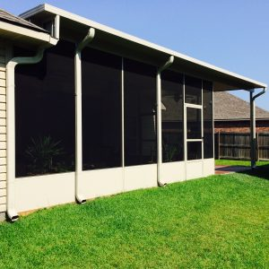 Aluminum Specialties Manufacturing • Screen Porches • Screen Rooms