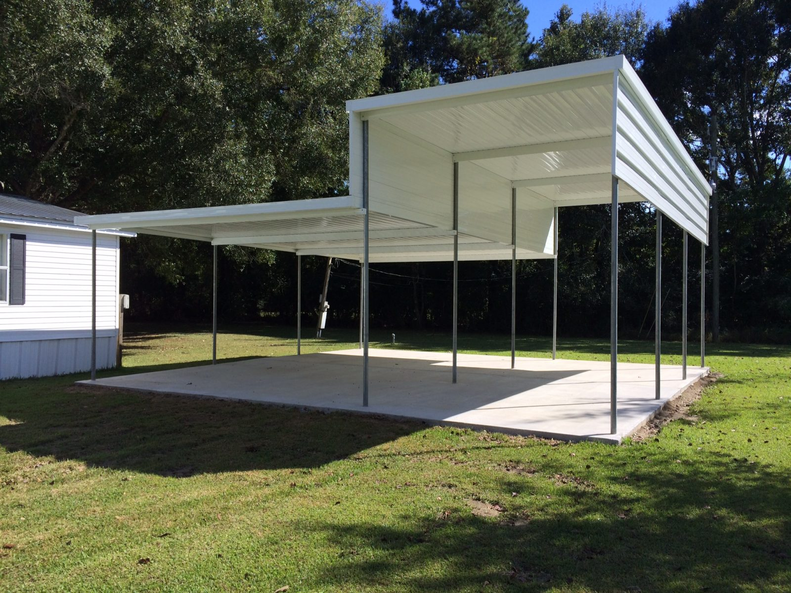Residential Amp Commercial Awnings Aluminum Specialties