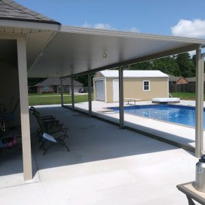 Aluminum Specialties Manufacturing • Insulated Patio Covers